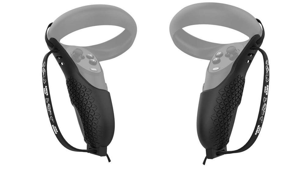 AMVR Touch Controller Griffschutz mit Hand-Straps