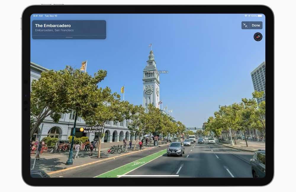 Das neue Apple Maps dürfte die Grundlage für eine AR-Karte der Welt liefern.