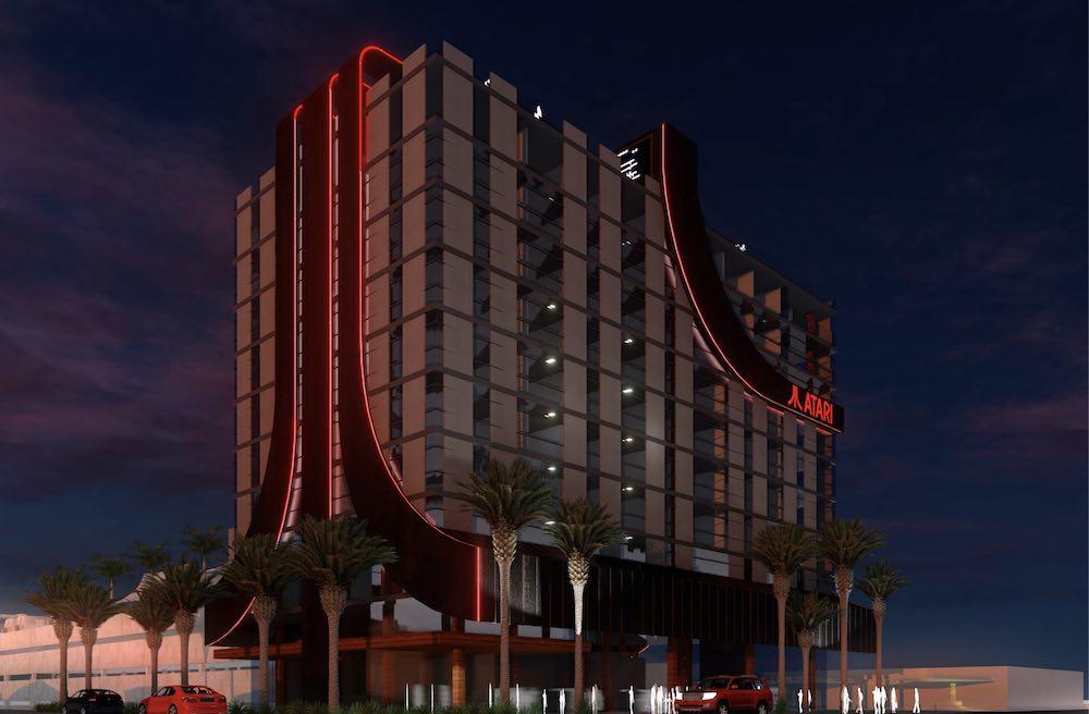 In den USA entstehen Gaming-Hotels Marke Atari. Sie sollen mit neuer VR- und AR-Technik aufwarten.