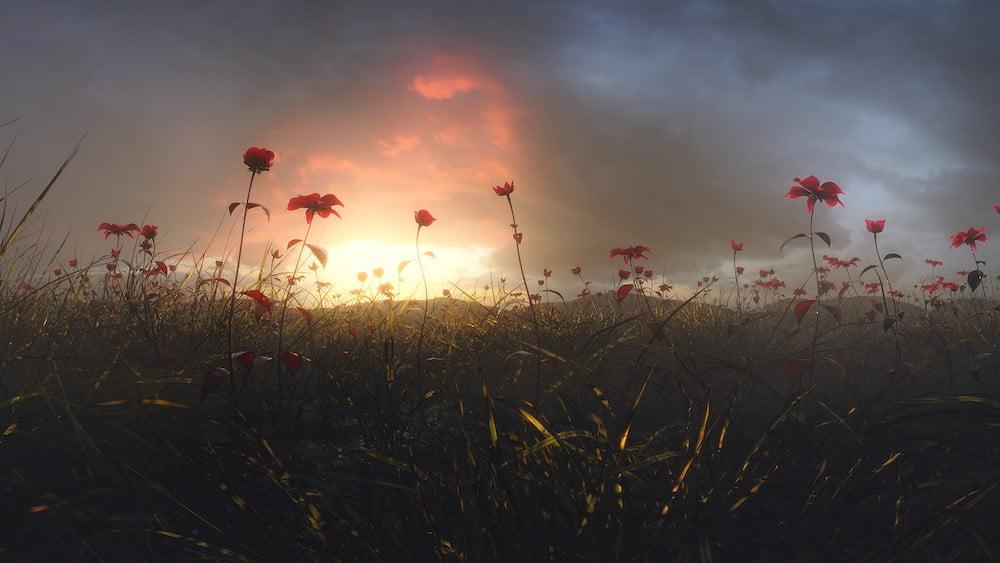 Conscious Existence ist ein bild- und klanggewaltiger VR-Film von Marc Zimmermann.
