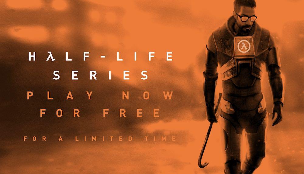 Valve macht die alten Half-Life-Teile kostenlos spielbar und kündigt ein AMA bei Reddit an.