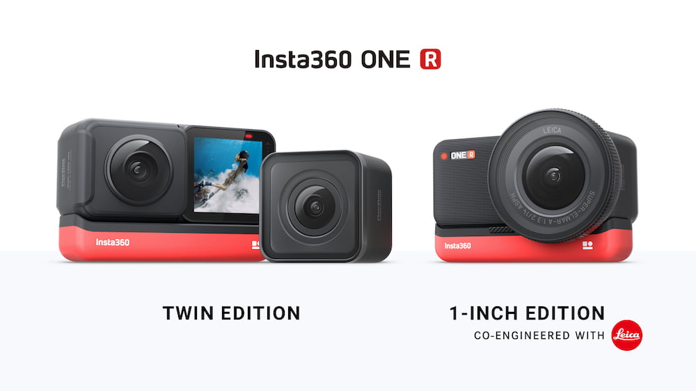 Insta360 One R Twin Edition 1 Inch Edition