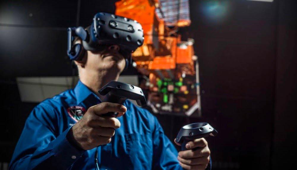 Eine VR-Simulation half NASA-Forschern, Erkenntnisse über die Entstehung der Galaxis zu gewinnen.