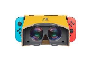 Nintendo Labo VR Brille
