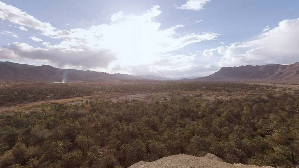 The Disappearing Oasis: VR-Reise an den Rand der Sahara