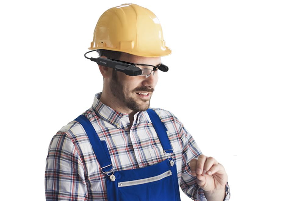 CES 2020: Google-Glass-Konkurrent Vuzix M4000 vorgestellt
