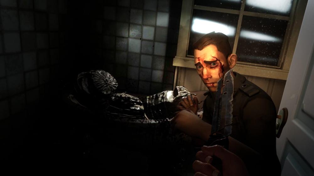 Das Spiel stellt euch vor eine harte Entscheidung: Tötet ihr diesen Mann?