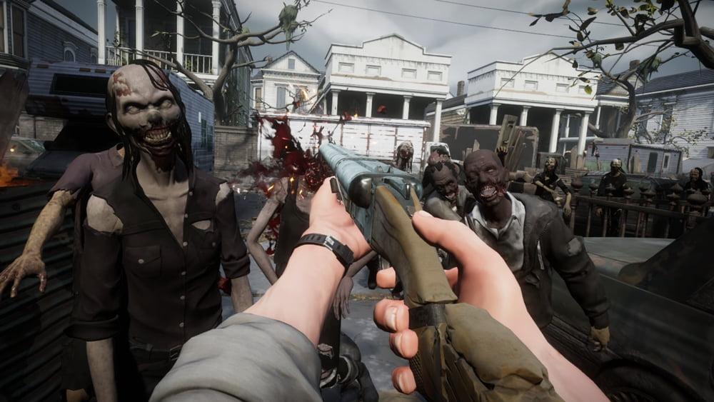 Das Spiel bietet neben diversen Nahkampfwaffen ein ansehnliches Arsenal an Schusswaffen. Doch die sind nie übermächtig.