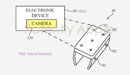 Apple experimentiert beim Fingeraufsatz mit verschiedenen Formfaktoren. Bild: Apple