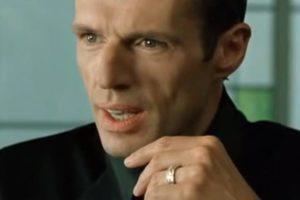 Der mysteriöse Merovinger könnte in Matrix 4 erneut das mächtige Strippenzieher-Programm im Hintergrund werden.