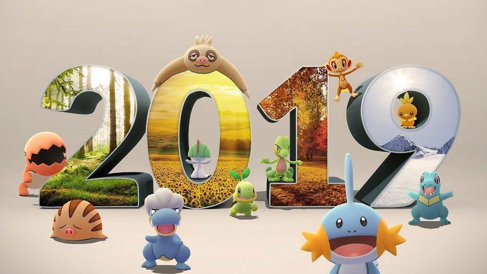 Bild von Sensor Tower zum Erfolg von Pokémon Go in 2019