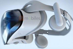 Samsung soll in China ein Patent für eine neue VR-Brille angemeldet haben.
