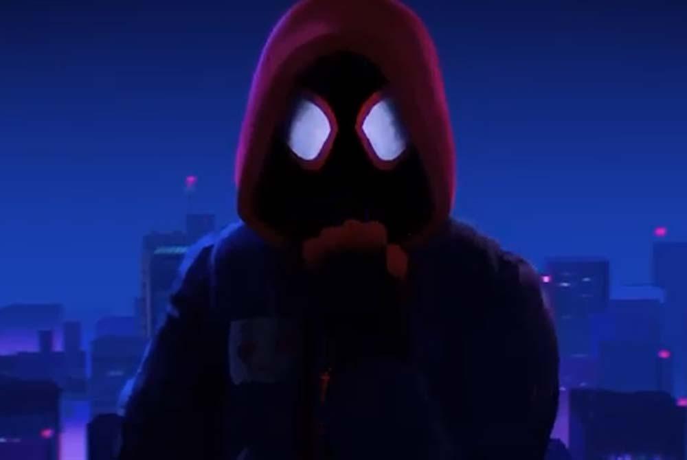 """Ein Künstler baut eine CGI-Szene aus dem animierten Spider-Man-Film """"Into the Spider-Verse"""" in Oculus' VR-Werkzeug Quill nach. Das Ergebnis ist beeindruckend."""