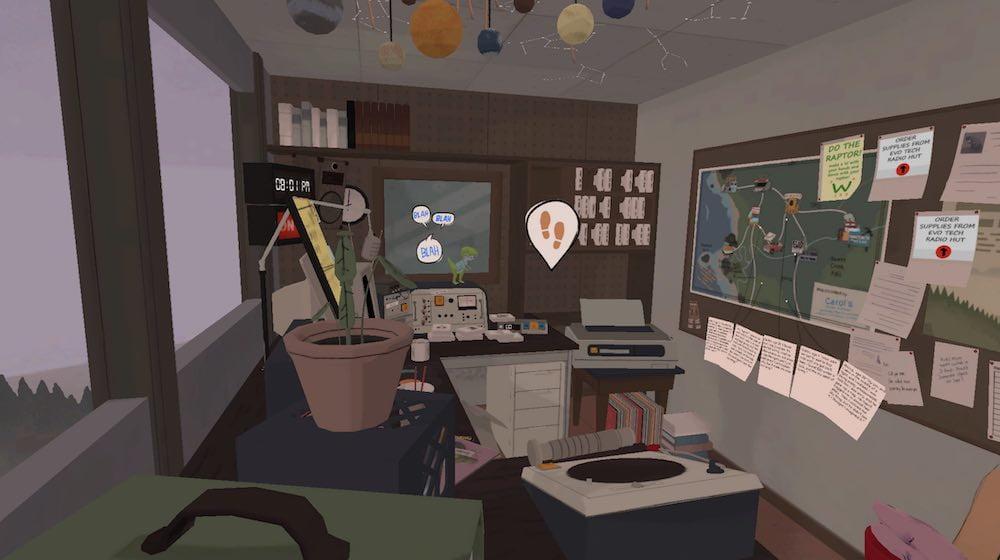 """Oculus Quest: In """"Area Man Lives"""" moderiert ihr eine Radiosendung"""