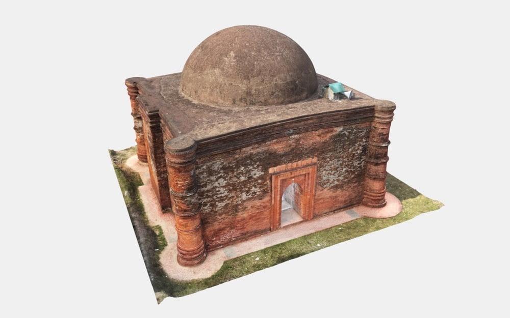 Google hilft bei der digitalen Konservierung von UNESCO-Kulturstätten.