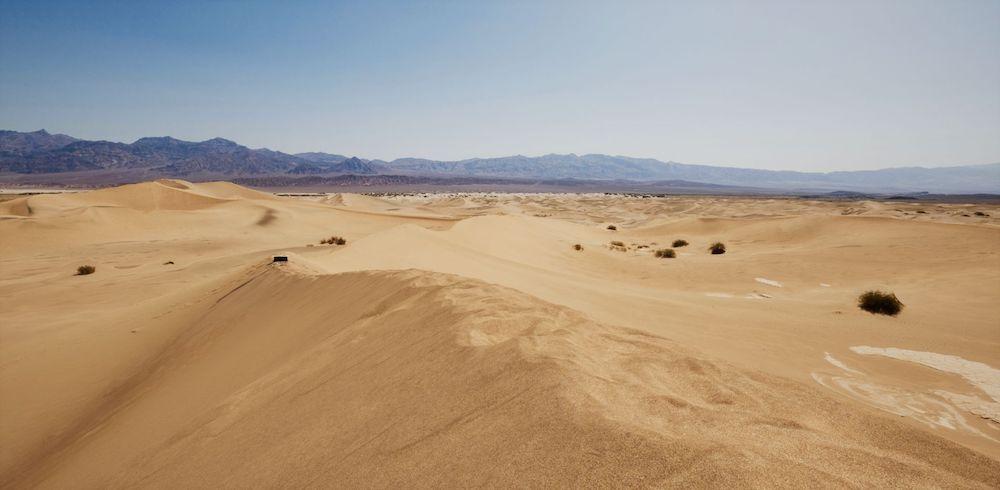 Death Valley Realities