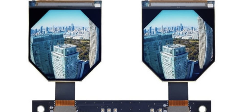Der zu Sony gehörende Displayhersteller JDI beginnt mit der Serienfertigung eines VR-Displays.