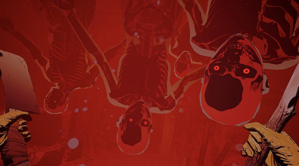 Lies Beneath trumpft mit einem einzigartigen Horrorschauplatz und einem coolen Comicstil auf.