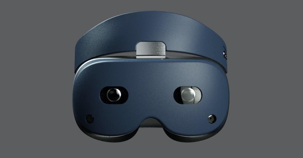 Dank integrierter Kameras bietet R-1 neben einem VR-Modus auch einen AR-Modus mit Videodurchsicht. Der Lynx-Gründer erwartet, dass die Techbrille häufiger für AR als für VR genutzt wird. Bild: Lynx
