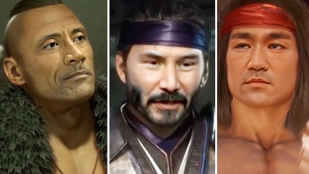 Mortal Kombat 11 Deepfakes