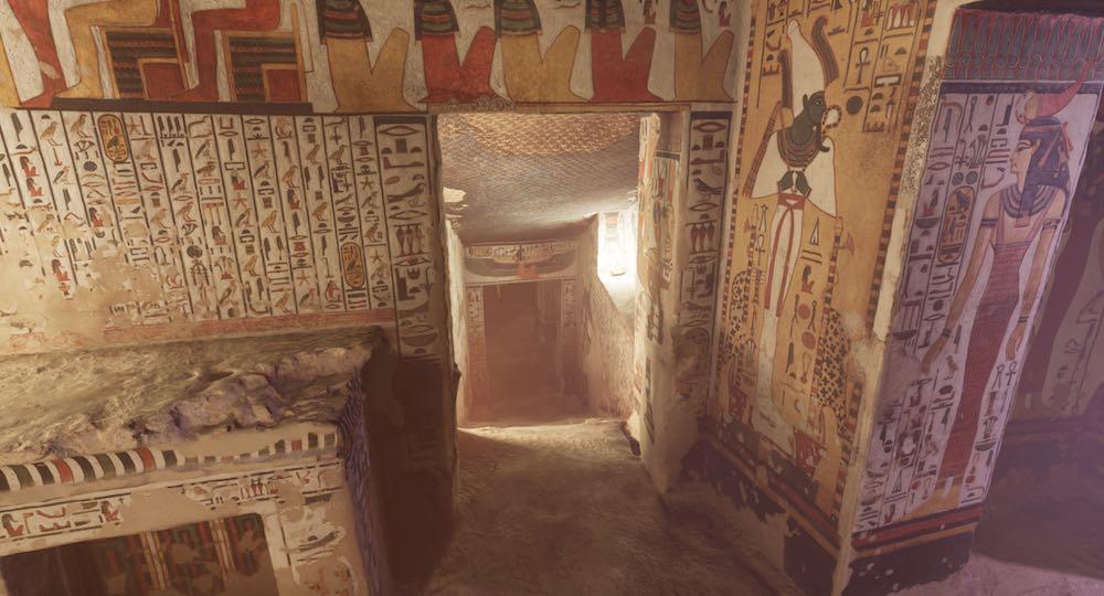 Nefertari Fotogrammetrie