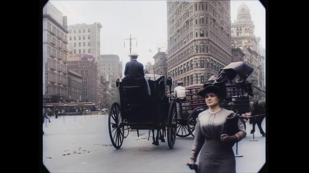 Neue Details in alten Filmen: KI macht's möglich