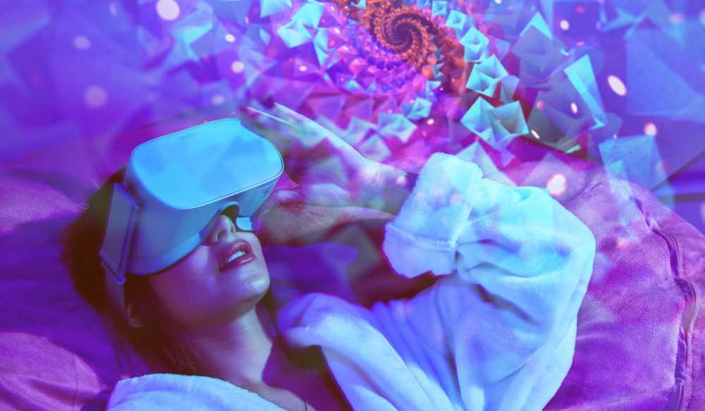 VR-Spa Wellness mit Virtual Reality