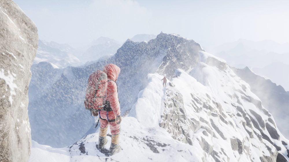 Virtuelles Reisen Everest VR