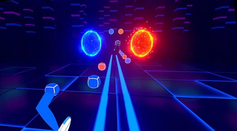 Die VR-App Enhance bietet kurzweilige Minispiele, die kognitive Fähigkeiten testen.