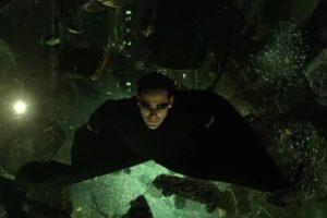Matrix 4: Neo und Trinity biken wieder