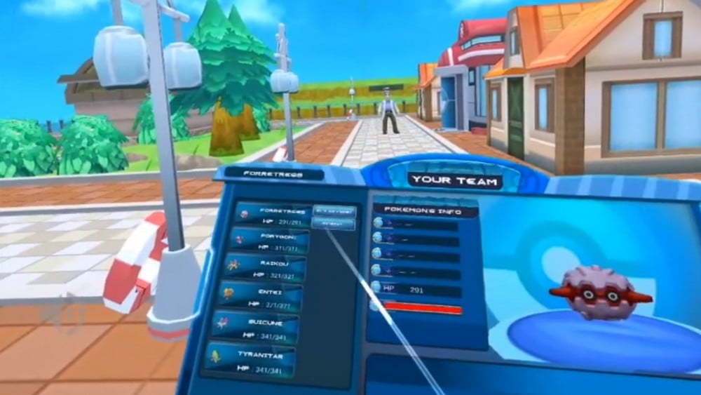 Pokémon Showdown VR für Oculus Quest jetzt erhältlich