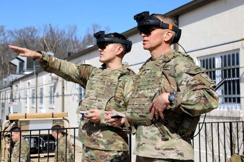 Hololens-Soldaten: US-Army will AR-Programm weiter ausrollen