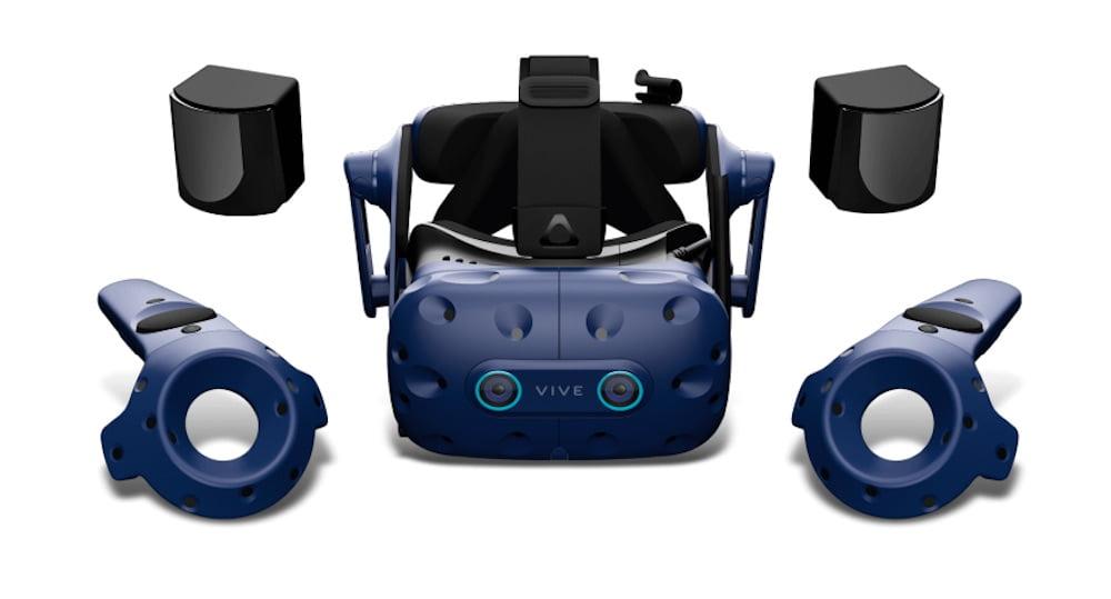 HTC senkt den Preis von Vive Pro Eye und bietet zwei neue Vive Pro Eye-Pakete an.