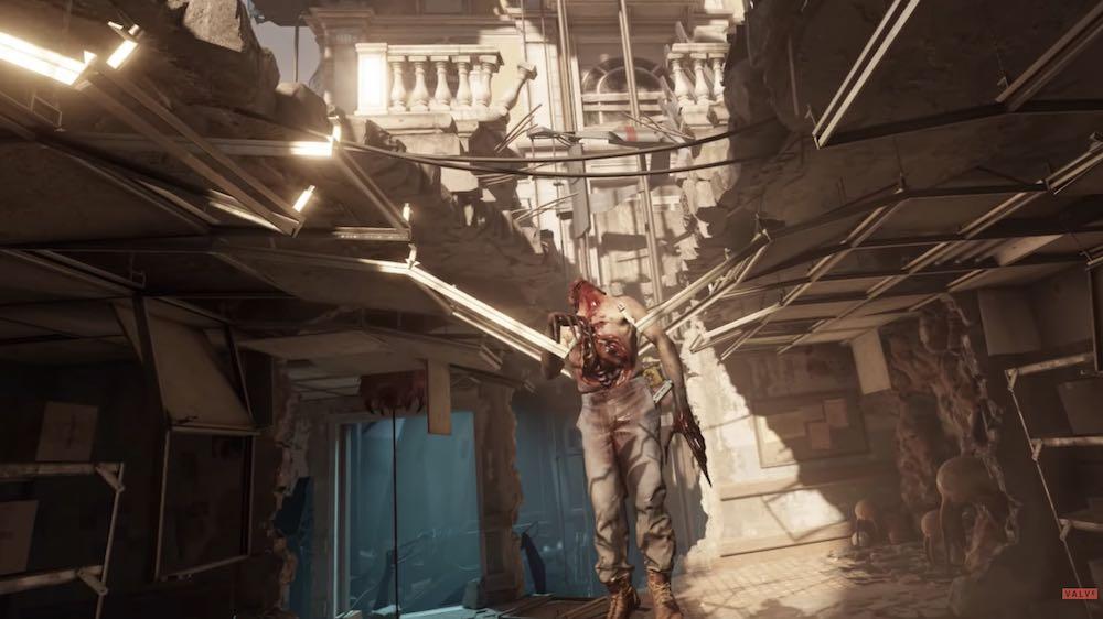 Valve heizt die Vorfreude an mit drei Gameplay-Videos, die die Fortbewegung demonstrieren.