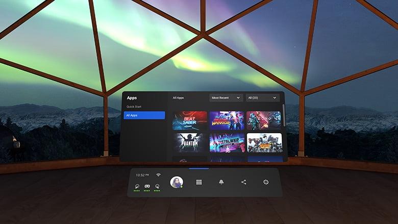Oculus Quest: System-Update bringt viele Neuerungen
