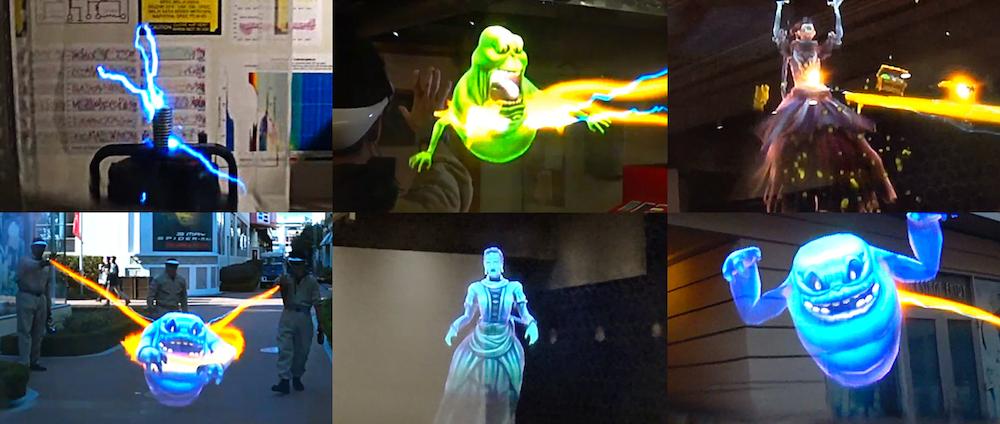 Ghostbusters AR: So spektakulär ist Sonys AR-Attraktion