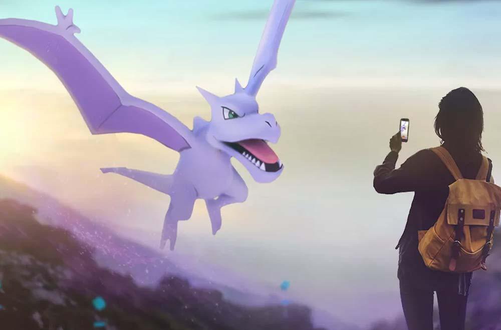 Neue Situationen erfordern neue Maßnahmen: Das für draußen konzipierte AR-Spiel Pokémon Go kann zukünftig gut von drinnen gespielt werden.