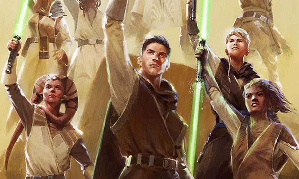 | star wars High republic titel