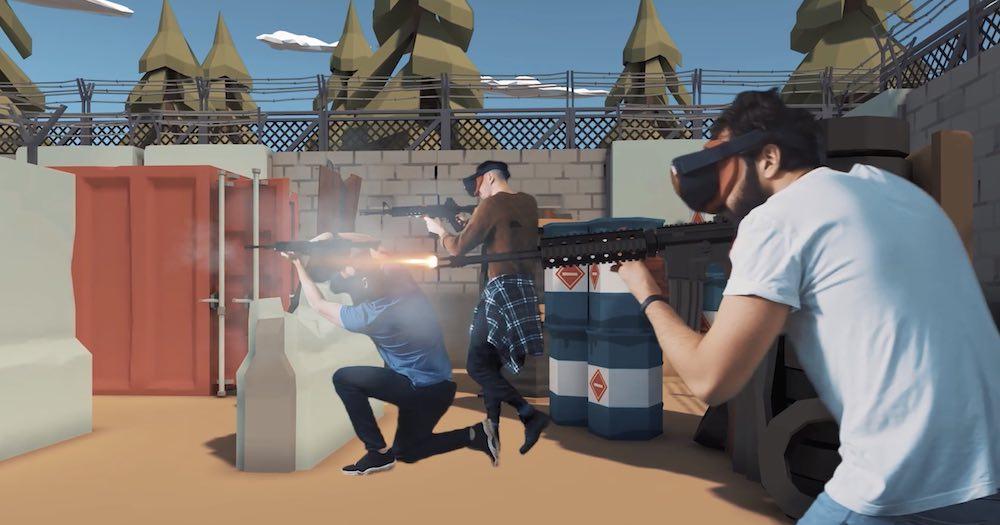 Virtuactions entwickelt und lizenziert Infrastruktur für Multi-Quest-Arcades.