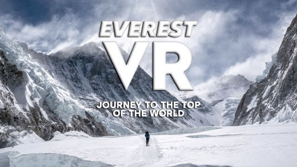 Everest VR ist eine von Oculus produzierte VR-Doku für Oculus Quest und Oculus Go, die euch nach Luft schnappen lässt.