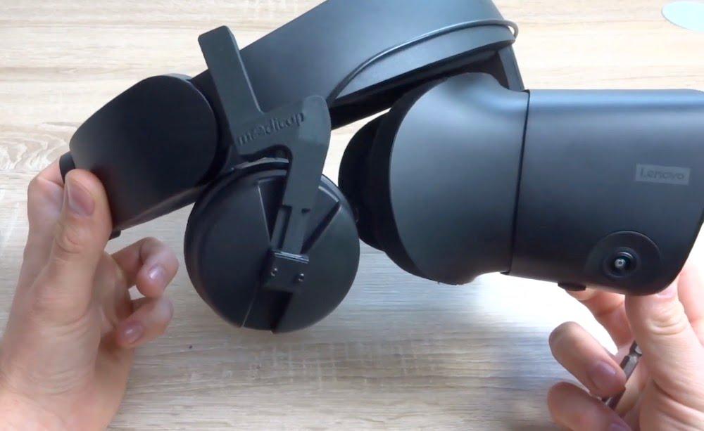 Oculus Rift S bietet offizielles sowie inoffizielles Zubehör von Drittherstellern.
