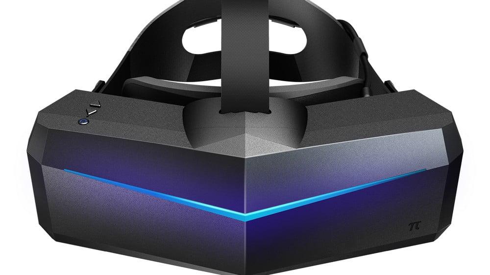VR-Brille Pimax 5K Plus von vorne