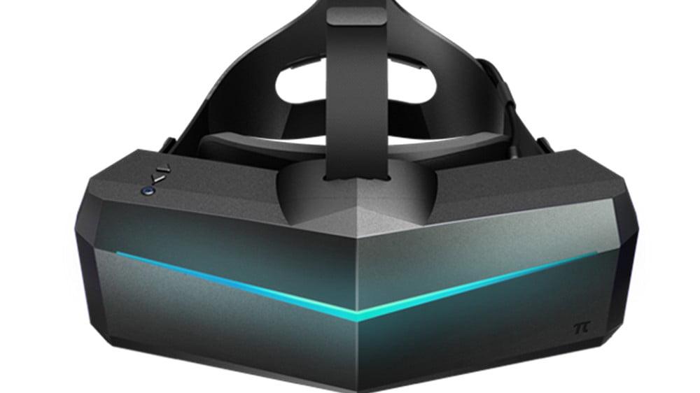 VR-Brille Pimax Artisan von vorn