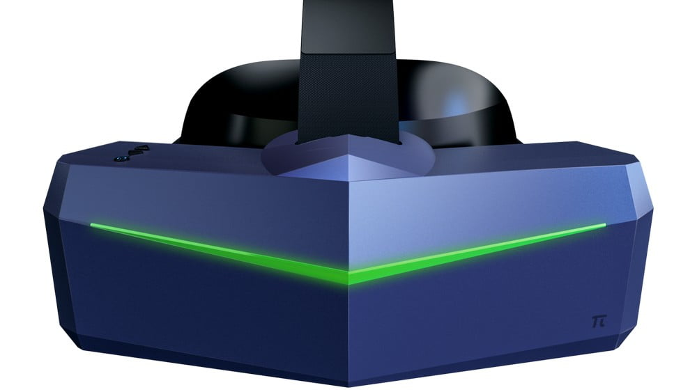 VR-Brille Pimax Vision 8K Plus von vorn