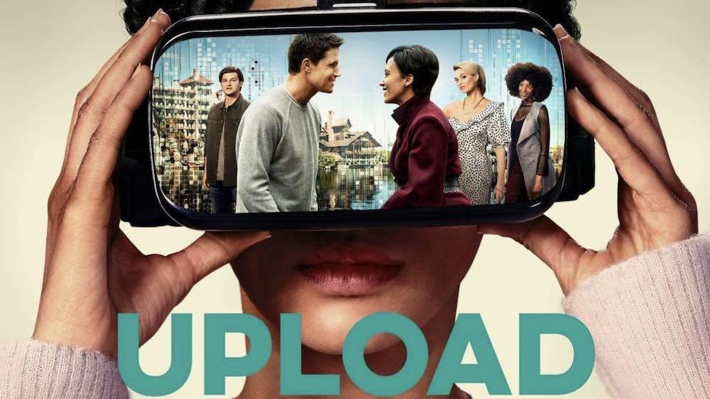 """Im Jahre 2033 können Menschen ihr Bewusstsein in luxuriöse Virtual-Reality-Hotels hochladen. Was sie dort erleben, erzählt die Amazon-Serie """"Upload""""."""