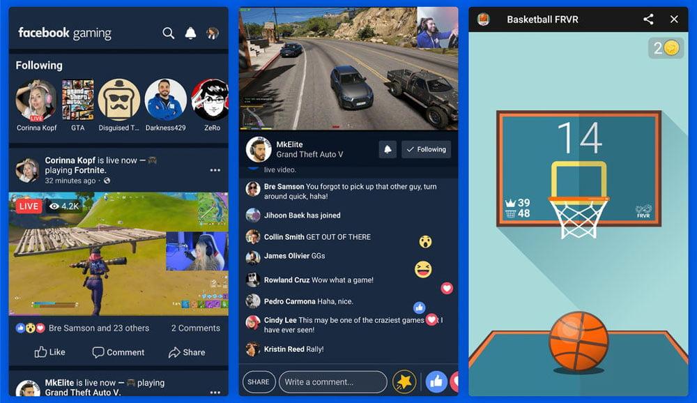 Facebook will mehr in Gaming investieren – neue App im Anmarsch