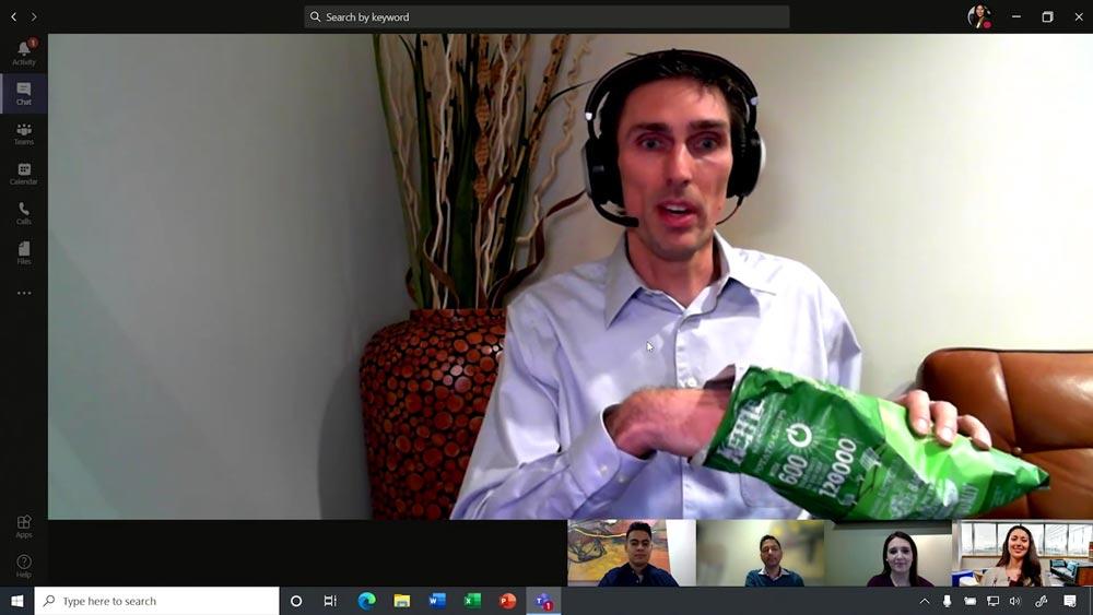 Microsoft Teams: KI beseitigt Nervfaktor bei Videokonferenzen