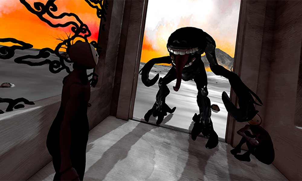 """Helft Anna auf der Suche nach ihrer Vergangenheit: """"The Key"""" gibt's jetzt kostenlos für Oculus Quest und Rift."""