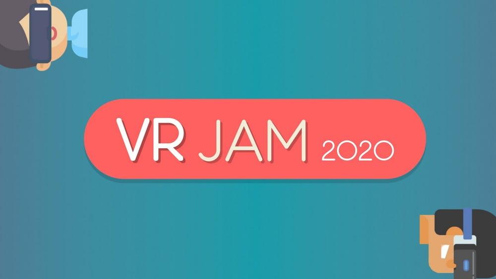 Logo des VR Jam 2020