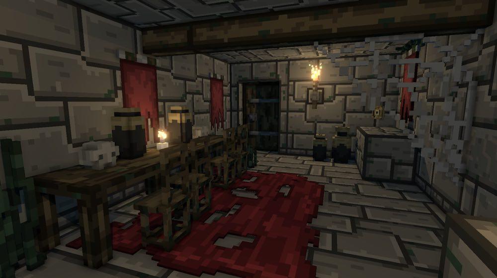 Screenshot aus Ancient Dungeon